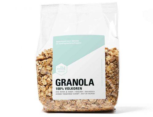 Waarom we de 100% Volkoren Granola hebben ontwikkeld!