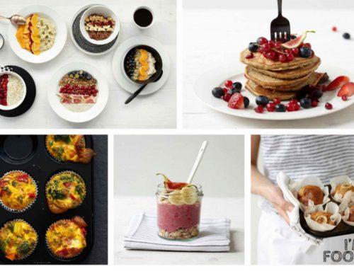 Top-10 gezonde ontbijtjes